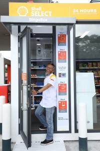 Shell Select Convenience Store_Jalan Tun Razak_Kuala Lumpur KL_BingoBox Retail_Malaysia
