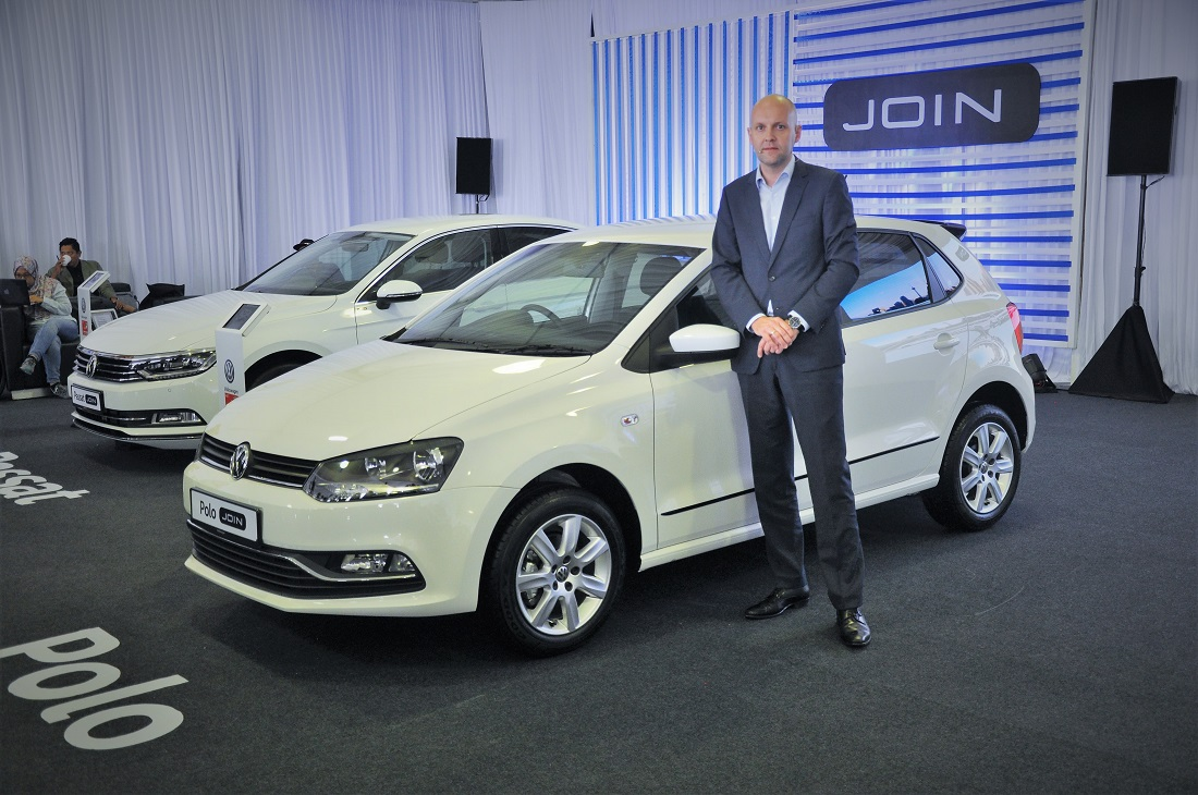 volkswagen passenger cars malaysia launches 39 join 39 range. Black Bedroom Furniture Sets. Home Design Ideas