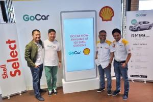 GoCar - Shell Select - Malaysia - 2018 - Car Sharing