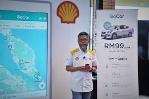 GoCar - Shell Stations - Malaysia - Shairan Huzani Husain