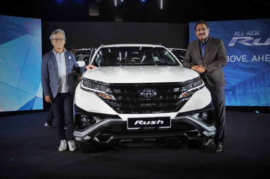 New Toyota Rush Launched In Malaysia