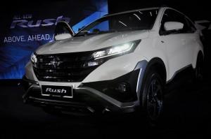 Toyota Rush 1.5S, Malaysia Launch, UMW Toyota Motor