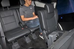 Toyota Rush, 3rd Row Seat, Malaysia Launch