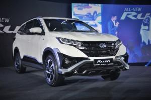 Toyota Rush 1.5S, Malaysia Launch, UMW Toyota Motor, Front