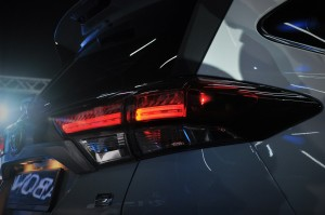 Toyota Rush, LED Tail Light, Malaysia Launch