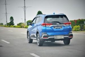 Toyota Rush, Malaysia Launch, Test Drive, Road