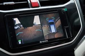 Toyota Rush, Panoramic View Monitor, Malaysia