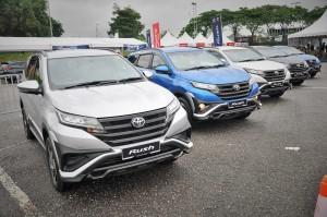 Toyota Rush 1.5G & 1.5S, Malaysia Launch
