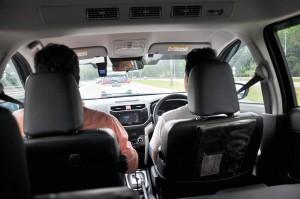 Toyota Rush, Interior, Malaysia