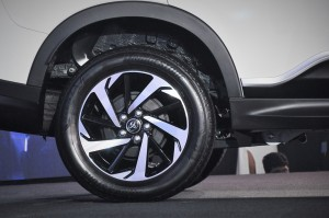 Toyota Rush, Rear Wheel, Drum Brake, Malaysia Launch
