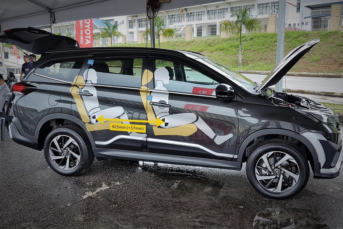 New Toyota Rush Launched In Malaysia Autoworld Com My