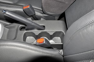Toyota Rush, Centre Console, Cup Holders, Malaysia