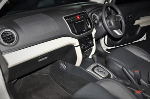 Toyota Rush, Malaysia Launch, Dashboard