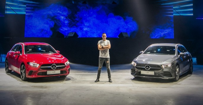 Mercedes-Benz Malaysia Launches All-New A-Class; Two Variants Offered, From RM228k