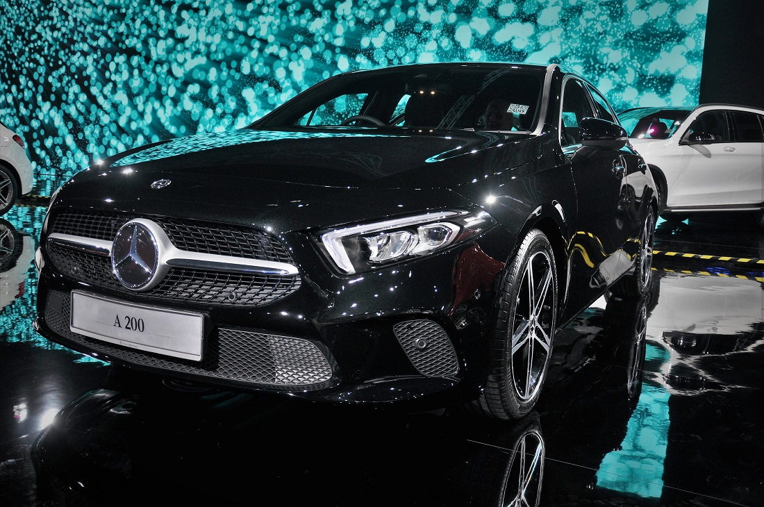 mercedes-benz malaysia launches all-new a-class  two variants offered  from rm228k
