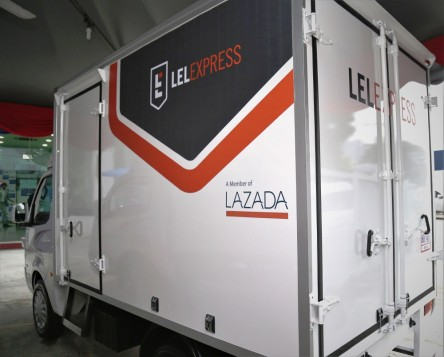 Lazada Malaysia Prepares For 11.11 Sale With Tata Super Ace Trucks For Driver Contractors