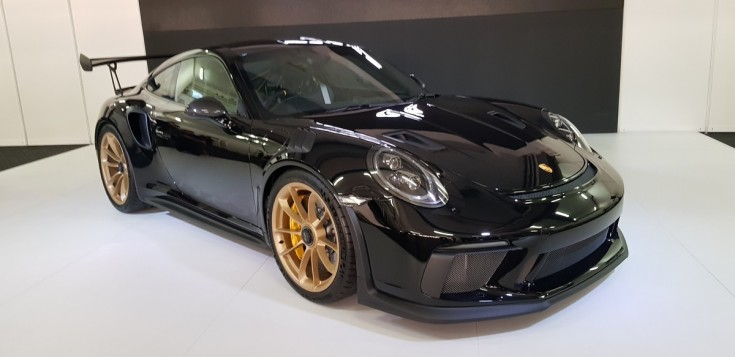New Porsche 911 GT3 RS Rolls Out During Open Track Day At Sepang International Circuit