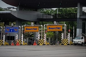 SmartTAG Toll Lanes, Malaysia