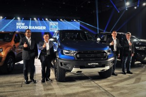 Ford Ranger_Malaysia Launch_Sime Darby Auto Connexion_Raptor Preview_2018