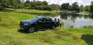 Ranger can be utility as well as a recreational vehicle