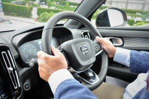Volvo XC40 T5 R-Design_Steering Wheel_Malaysia 2018