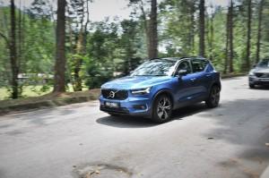 Volvo XC40 T5 R-Design_Driving_Malaysia 2018
