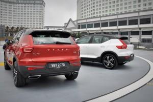 Volvo XC40 T5 R-Design_Rear_Malaysia Launch 2018