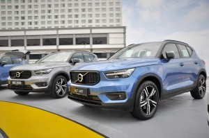 Volvo XC40 T5 R-Design_Genting Highlands_Malaysia