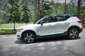 Volvo XC40 T5 R-Design_Crystal White Pearl_Gohtong Jaya_Malaysia