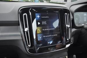 Volvo XC40 T5 R-Design_Sensus_Touchscreen_Malaysia