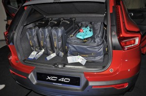Volvo XC40 T5 R-Design_Boot Space_Cargo_Malaysia