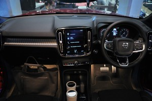 Volvo XC40 T5 R-Design_Dashboard_Malaysia