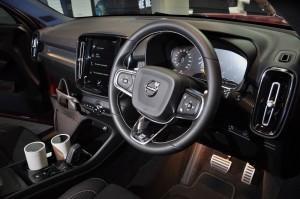 Volvo XC40 T5 R-Design_Cockpit_Malaysia