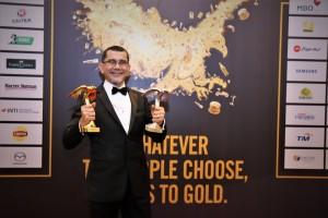 Petronas - Putra Brand Awards 2018, Dato' Sri Syed Zainal Abidin