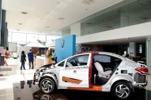 Ming Heng Motor showroom - Proton 4S Centre, Kuala Lumpur
