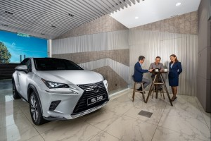 Lexus Malaysia New Vehicle Delivery - Mutiara Damansara Flagship