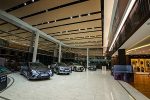 Lexus Mutiara Damansara Flagship Showroom - Malaysia