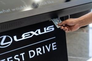 Lexus Mutiara Damansara_Test Drive - Malaysia
