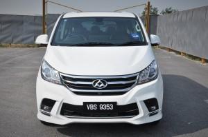 Maxus G10 SE MPV, Malaysia 2018