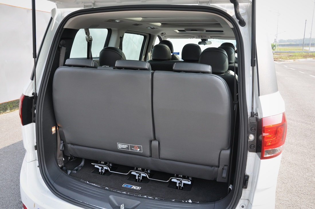 Test Drive Review : Maxus G10 SE - Autoworld com my