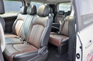 Maxus G10 SE_Leather Seats_Malaysia