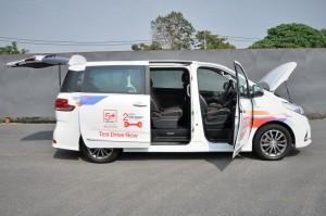 Maxus G10 SE_MPV_Doors Opened_Malaysia