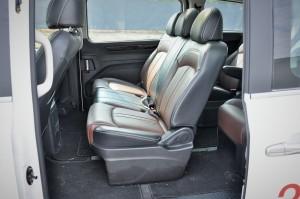 Maxus G10 SE_Second Row Seats_MPV_Malaysia