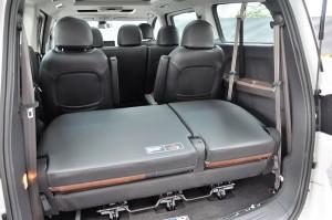 Maxus G10 SE_4th Row Seats_Folded_Malaysia