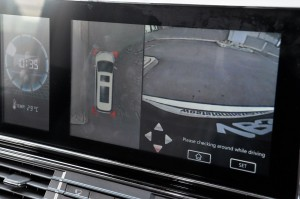 Maxus G10 SE_Surround View Camera_Malaysia