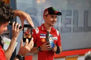 Shell Malaysia_Motorcycle Grand Prix_MotoGP_Sepang_Ducati_Jorge Lorenzo_Shell Advance