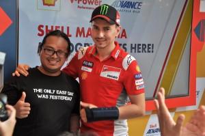 Shell Malaysia Motorcycle Grand Prix_2018_Jorge Lorenzo_Hanif Careta