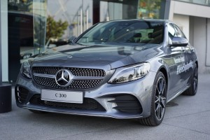 Mercedes-Benz C300 AMG Line, C-Class Facelift Launch, Malaysia 2018