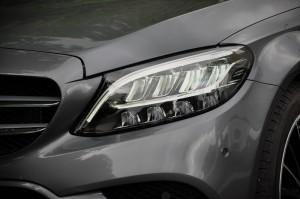 Mercedes-Benz C200, High Performance LED Headlight, Malaysia