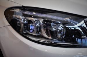 Mercedes-Benz C300 AMG, Multibeam LED Headlight, Malaysia